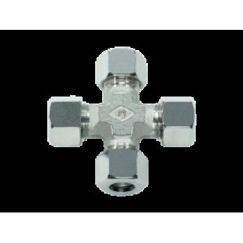 DIN2353 Cutting ring - KV - Equal Crosses - SC