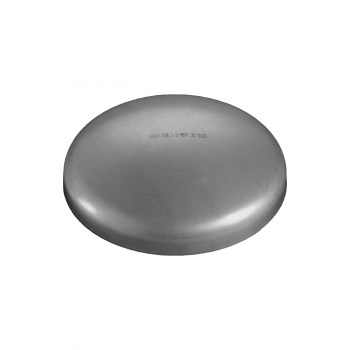 Stainless Torispherical head for butt welding - DIN 28011
