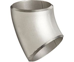 Welded stainless bends