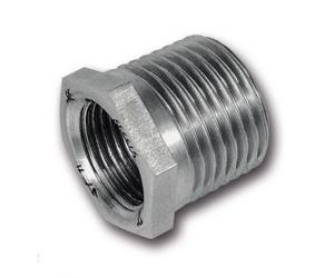 Stainless threaded reducers