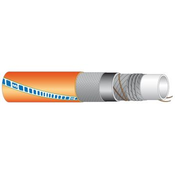 Teflex - Flexible hose for chemicals and solvents  +150°C