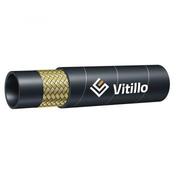 Wire braided Hydraulic hose TEKNO/1SN EN 853 1SN - SAE 100 R1AT