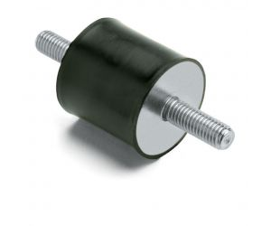 Antivibration mounts Cylindrical