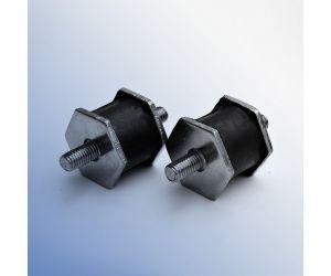 Hexagon Anti-vibration mounts