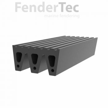 M-shape design Rubber fenders