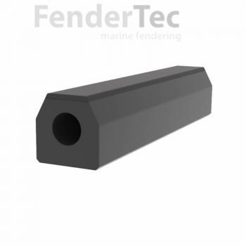 Composite Rubber Fenders - Trapezoid Design