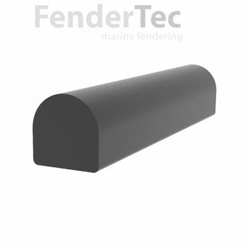 Solid D-type Rubber Fender