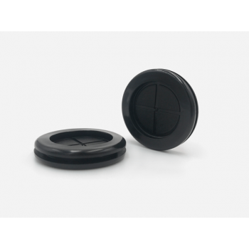 Blind Hole Round Rubber Grommets