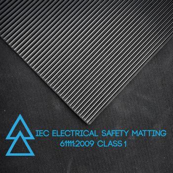 Electrical Safety Matting - IEC 61111:2009 - CLASS 1 - 7,500 VOLTS