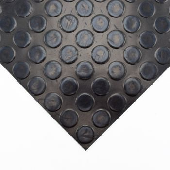 Anti-Slip | Studded Rubber Flooring