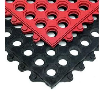 Connectable Ring Rubber Matting