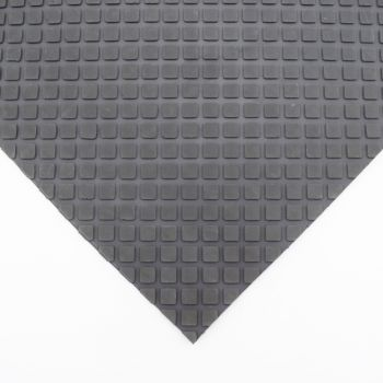Anti-Slip | Rhombus Pattern Rubber Matting