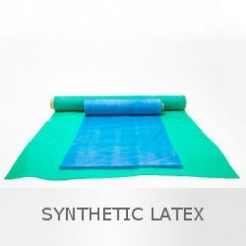 Synthetic natural rubber (latex free) - medical grade