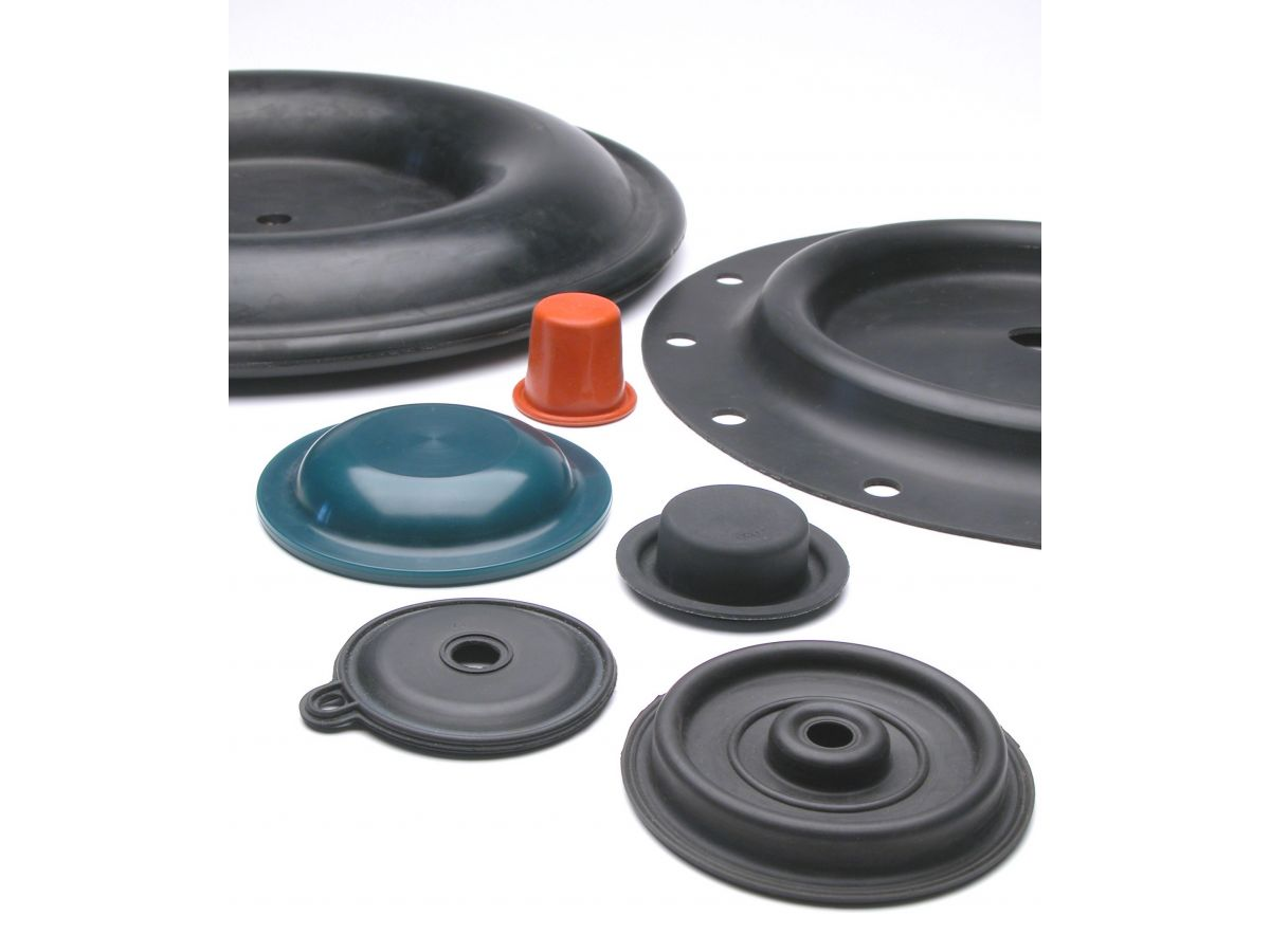 Nbr Rubber Reinforced For Diaphragms 0 4 Mm