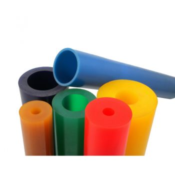 Polyurethane hollow rods / tubes