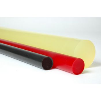 Polyurethane rods - 40° Shore A