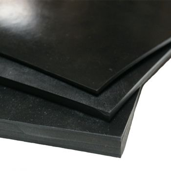 SBR Rubber Sheets - 70 Shore A - Industrial grade