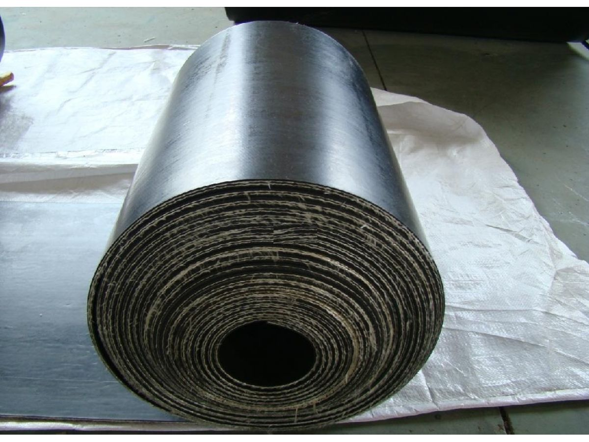 Reinforced Viton 174 Rubber Sheeting