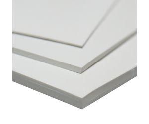 White FDA compliant Viton®/FKM rubber