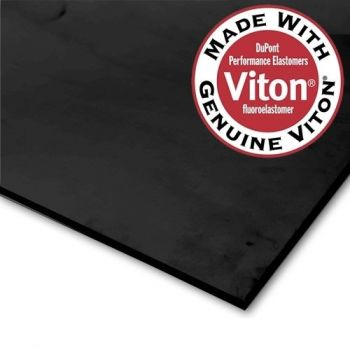Genuine Viton® Rubber Sheets