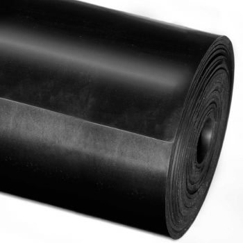 Acid resistant rubber