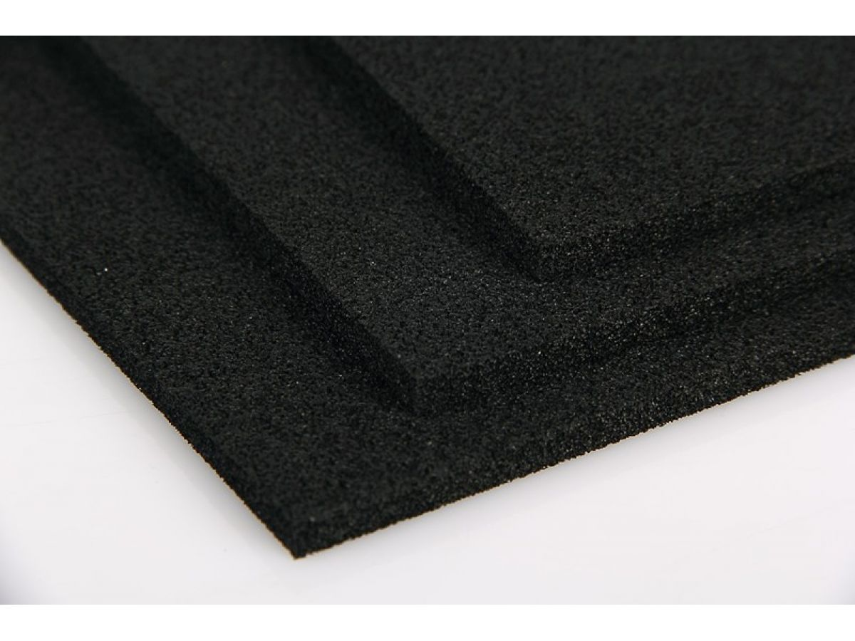 Epdm Semi Closed Cell Sponge Sheeting