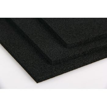 EPDM Semi-closed cell sponge sheeting