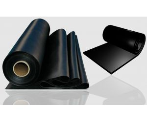 High strength EPDM sheet