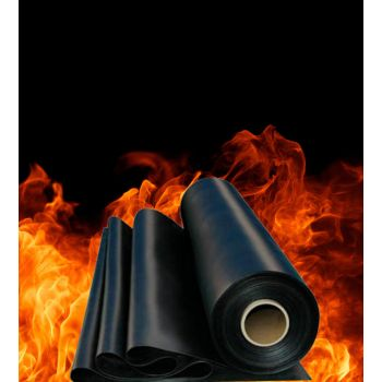FLAME RETARDANT EPDM RUBBER