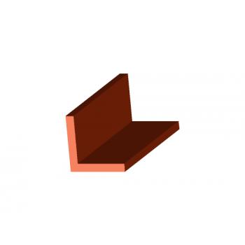 L-type silicone profile