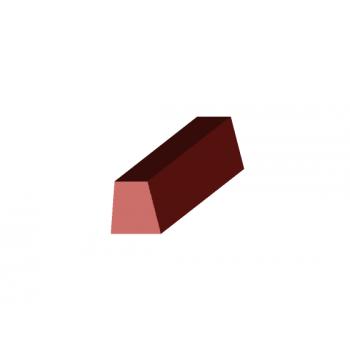 Trapezoid silicone profiles