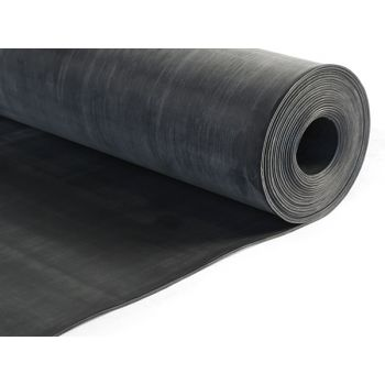 Black Silicone Sheeting - 60° Shore A - FDA approved