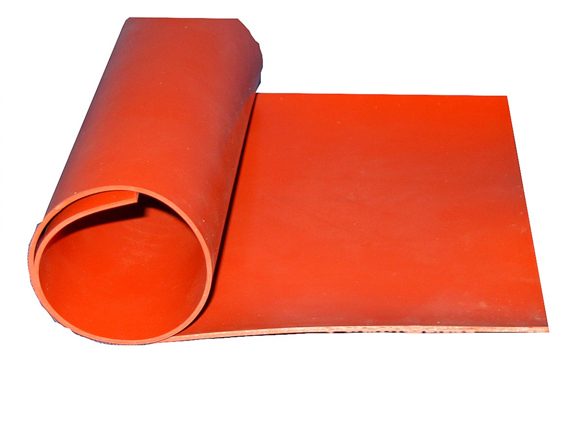 Silicone Sheeting For High Temperature 60 Shore