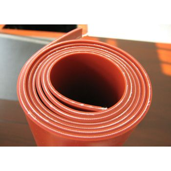 Silicone Rubber reinforced with cloth