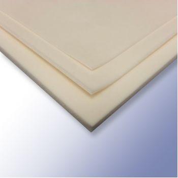 Flame retardant Sponge silicone sheeting - Extra-Soft sdensity