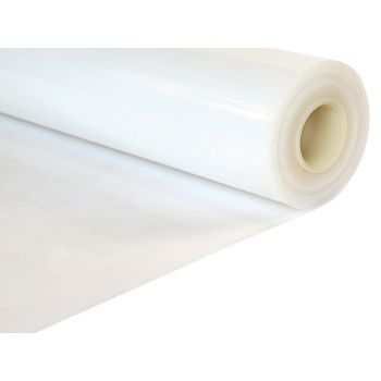 White Silicone Sheeting - 60° Shore A - FDA approved