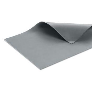 Silicone Membrane for vacuum forming - ELASTOMER 40 GREY
