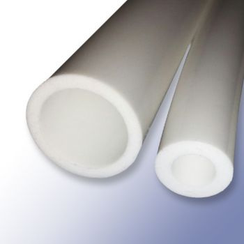 White FDA approved Silicone  tubing