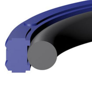 Double Acting Hydraulic Piston Seal - PS18
