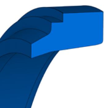 Pneumatic Wiper Seal - type ASOB