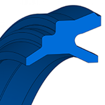 Pneumatic Rod Seals NIPSL 300