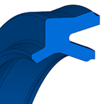 Pneumatic Rod Seals NIPSL 310