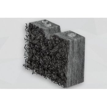 Sound Insulation F800 FR HO ALG-01 DRAIN