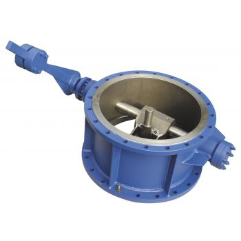 Swing Check Valve - type Butterfly