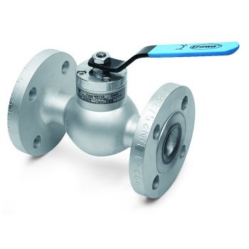Steam Ball Valve - carbon steel - PN40 - flanged