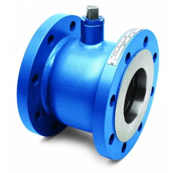 Carbon steel Ball Valve - 1 piece body - PN16 - Flanged