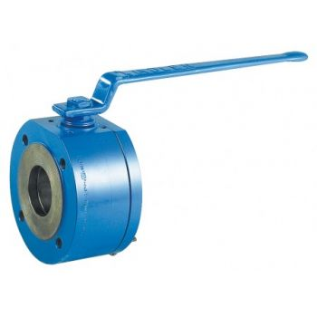 Forged Steel Ball Valve - 1 piece body - PN40 - wafer
