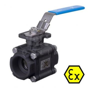 Ball Valve Series 88 Fire Safe Anti Static Carbon Steel