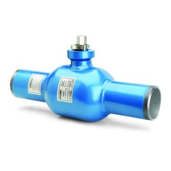 Carbon steel Ball Valve -1 piece body - PN16/40 - flanged / welding ends