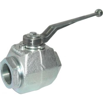 High pressure - forged steel ball valve - to 500bar